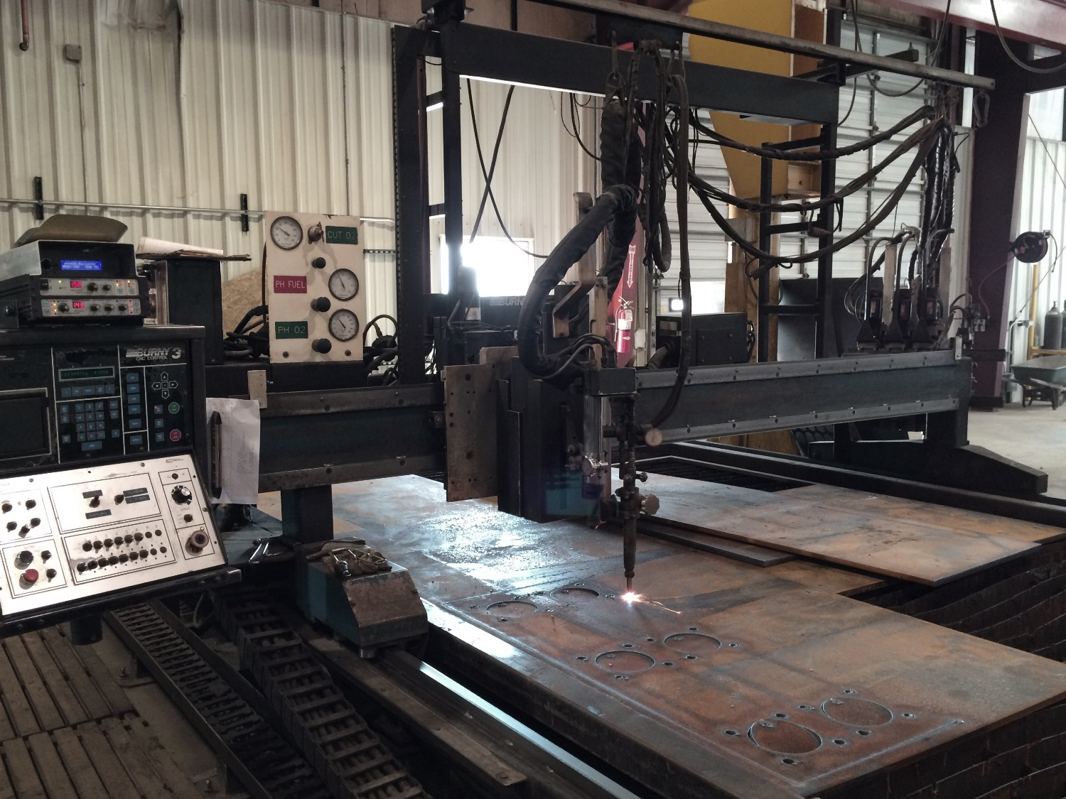 Why You Need CNC Flame Cutting